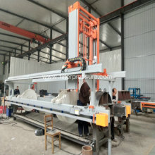 Intelligent hydraulic membrane Horizontal Filter Press
