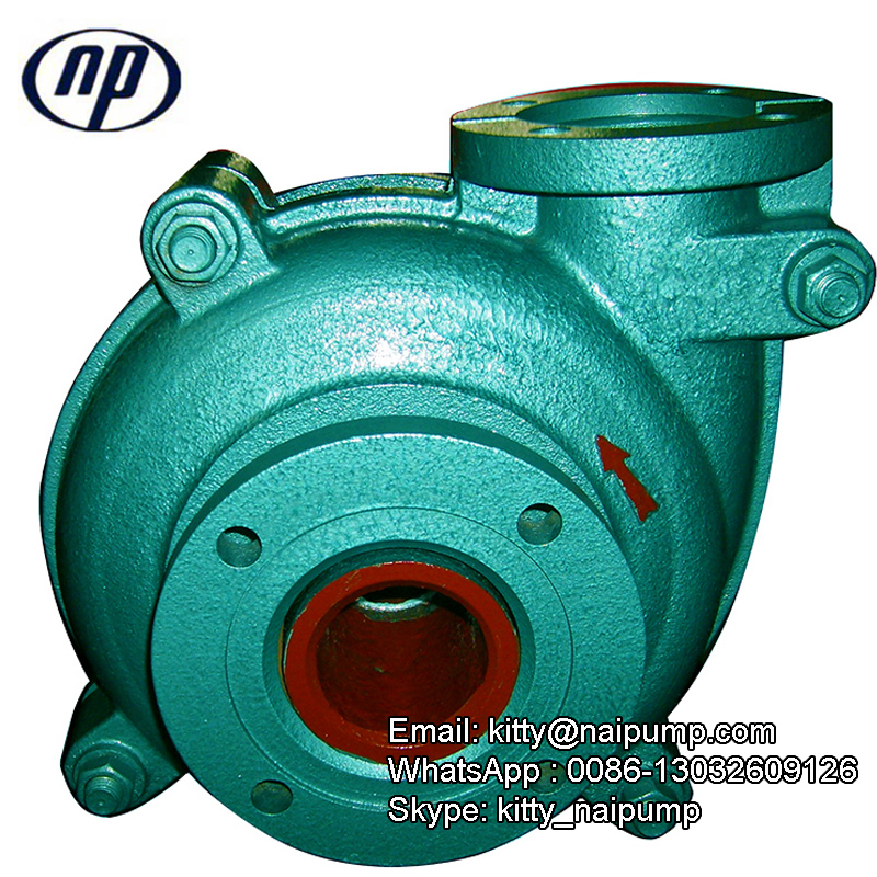 2/1.5BAH Slurry Pump