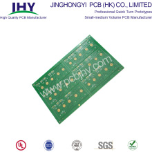 "Fast Delivery for Custom PCB Prototype 6 Layer PCB Prototype ENIG 2u"" 2.4mm export to India Exporter"