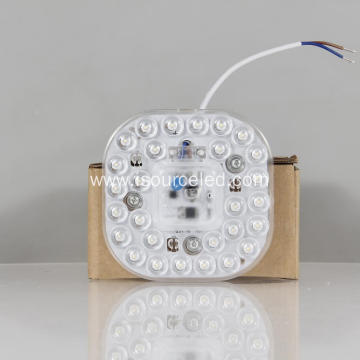 Bright white 10w ceiling led pbc modules