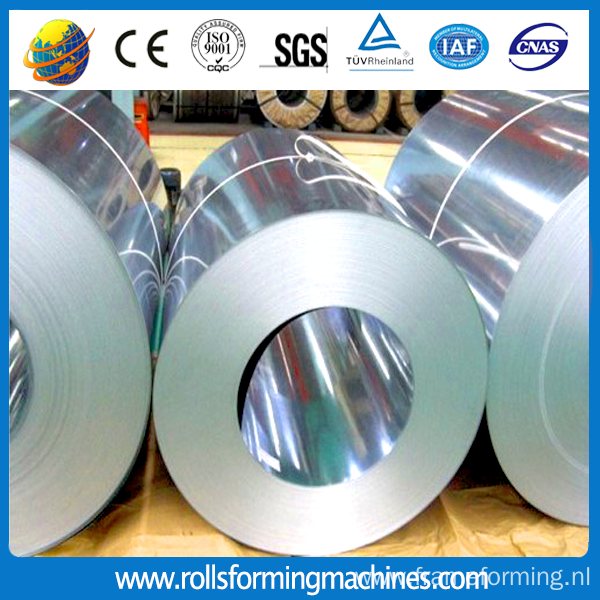 Material Galvanized coil sheet with high quality