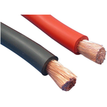600V 8AWG THWN Nylon Covering Strand Copper Wire
