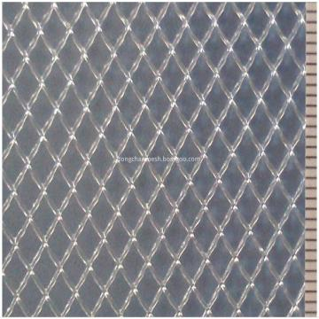 Diamond Plastic Mesh Filter Net