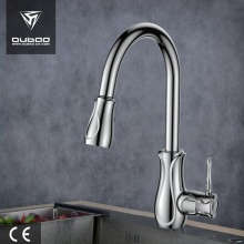 Deck Mount One-Handle High Arc Faucet Kitchen Taps
