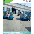 0.5t 11m Height Trailer Electric Mobile Scissor Lift