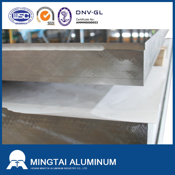 5000 series aluminum sheet 5086 H116 alloy plate