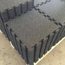 interlocking rubber floor tiles for sale