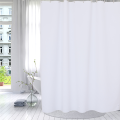 Shower Curtain PEVA White Classic