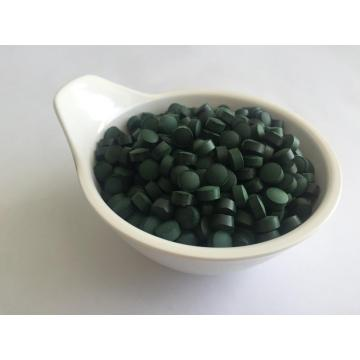 Natural Organic Spirulina Tablets