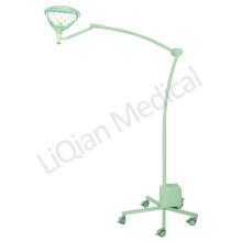 battery operated mobile medical examination light