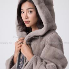 China Professional Supplier for China Women Mink Fur Coat,Mink Wind Coat,Black Mink Fur Coat Supplier Kopenhagen Mink Fur Coat export to Spain Exporter
