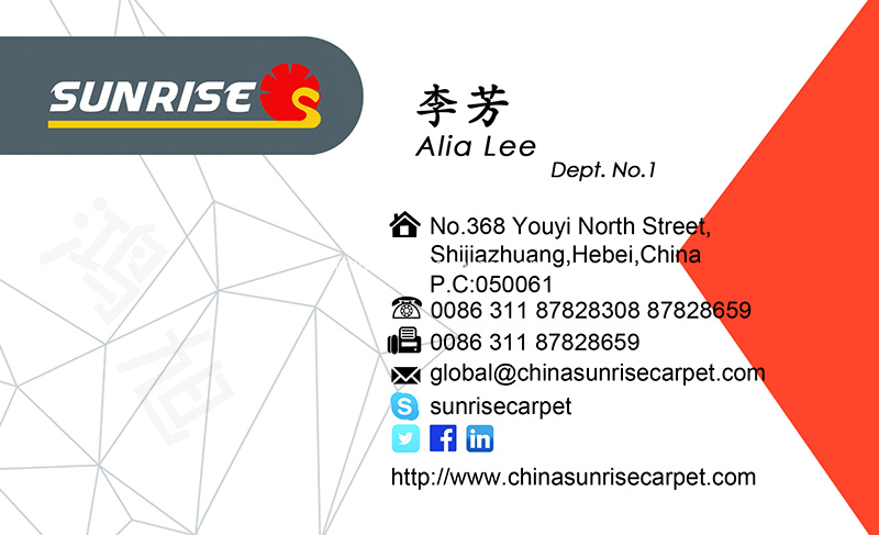Contact Business Card