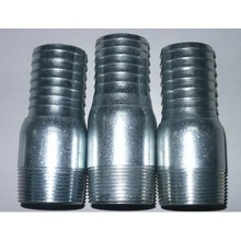 Good quality 100% for Steel Hose Mender Galvanized Steel King Nipples supply to United States Wholesale