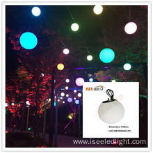 Programmable Christmas LED RGB 3D Ball String