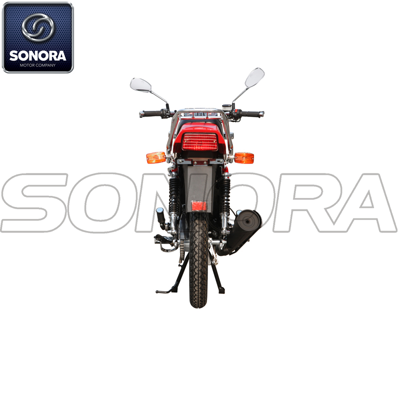 Original Red Generation 1 HJ125-26 Red 1.0 (5)