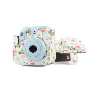 factory low price Used for Polaroid Cake Pattern Camera Bag Cartoon Pattern Mini Camera Bag supply to Portugal Importers