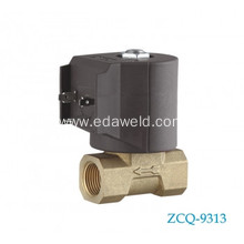 Brass CO2 Welding Machines DC24V Valve