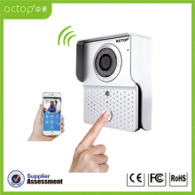 Fast Delivery Wifi Door Bell Intercom