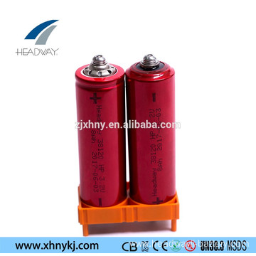Headway 38120HP 8Ah 3.2V rechargeable li ion battery