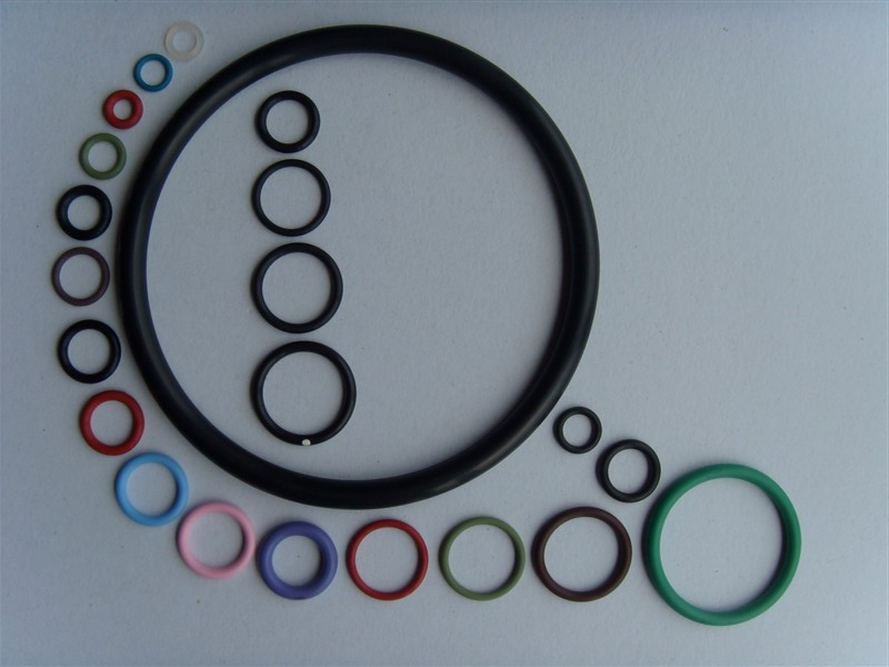 Custom Rubber O Ring
