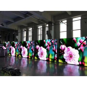 HD P6.67 SMD outdoor rental led display screen