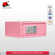 Cheapest Price for Offer Mini Safe,Mini Safe Box,Small Fireproof Safe From China Manufacturer Pink Mini Safe Box export to Cote D'Ivoire Wholesale