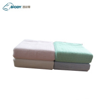 Soft WholeSale Baby Swaddle throw Blanket