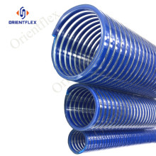 2 inch water helix suction hose pipe