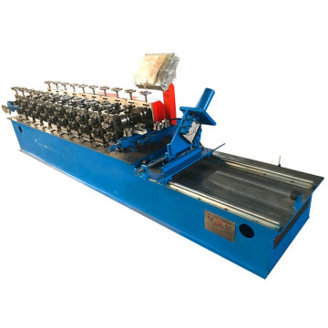 CU channel profile roll forming machine