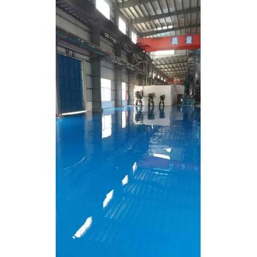 Factory epoxy mortar anti-static floor paint