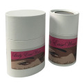Custom Tube Round Gift Paper Box with Window