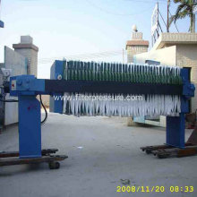 Mining/Metallurgy Wastewater Treatment FilterPress