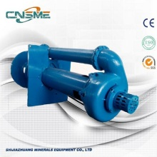 Ease Maintenance Vertical Sump Pump For Abrasive Slurries