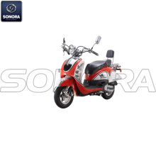 Benzhou YY50QT-21B Complete Scooter Spare Parts Original Quality
