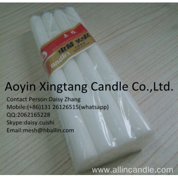 Cheap White Candles for Daily Light