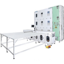 China for Smart Duvet Filling Machine Automated Boxed Goose Down Quilt Filling Machine export to Canada Factories