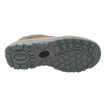 Suede Leather KPU safety shoes