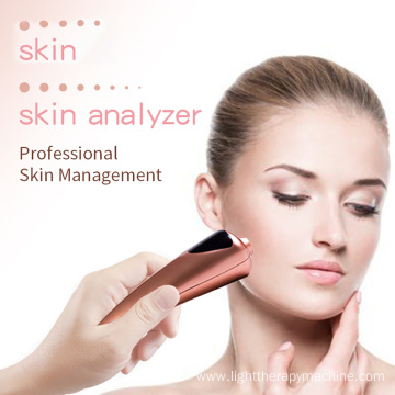skin moisture scanner analyzer