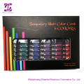 Mixed Colors Temporary Color Dye hair chalk
