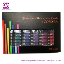 Professional for Temporary Hair Dye Mixed Colors Temporary Color Dye hair chalk export to Comoros Manufacturer