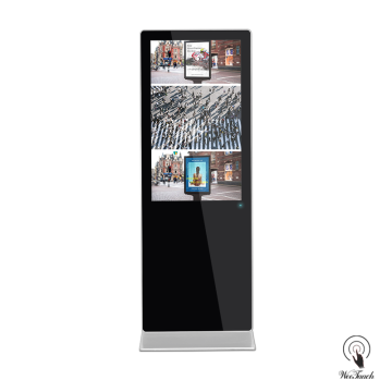 65 Inches Digital Signage Platform for Sidewalk