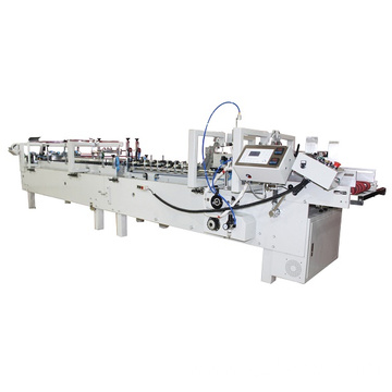 Box folding machine   outbox
