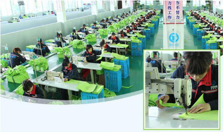 Laminated tote shopping bag factory