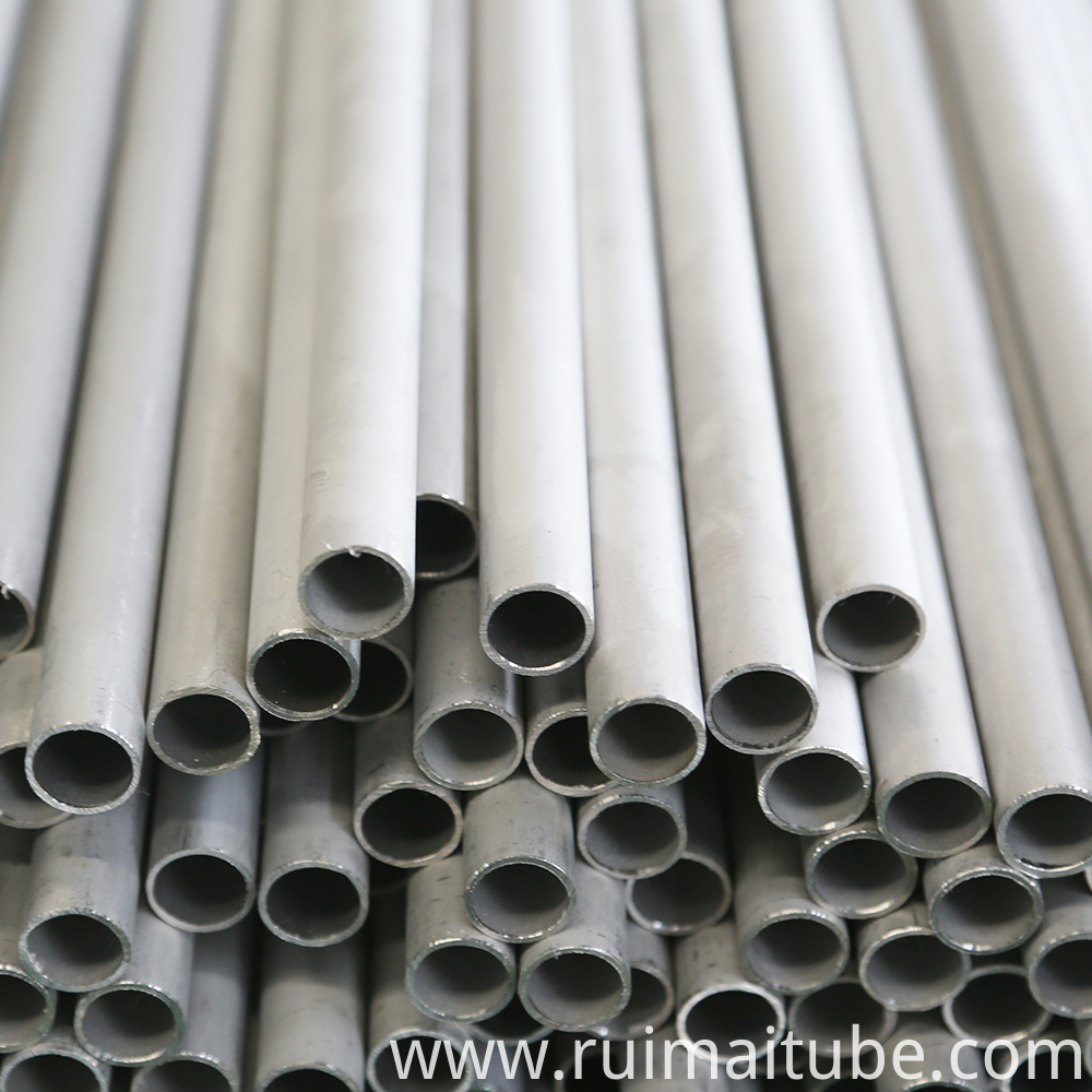 TP321 Cold Rolling Tube