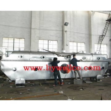 Fertilizer Granules Vibration Fluid Bed Drier