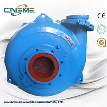 SME Sand slurry pump for ore transportation