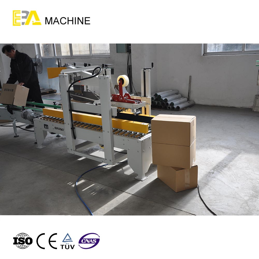 Carton Box Packing Making Strip Machine Price List