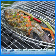 Corrosion Resistance Bbq Grill Wire Mesh Net
