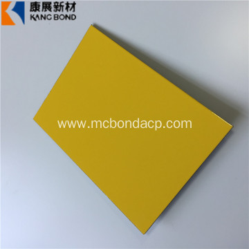 PVDF Wall Cladding Aluminum Composite Panel
