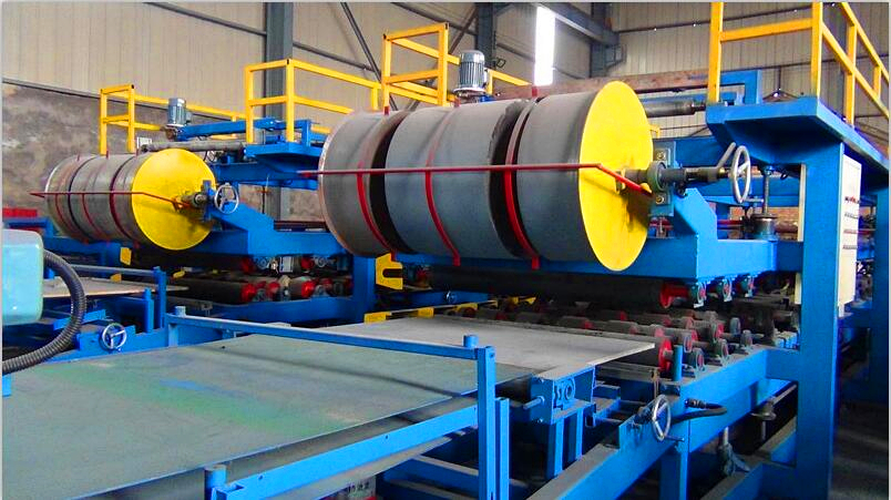 Sanwich Panel Roll Forming Machine